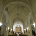 Interior nave central